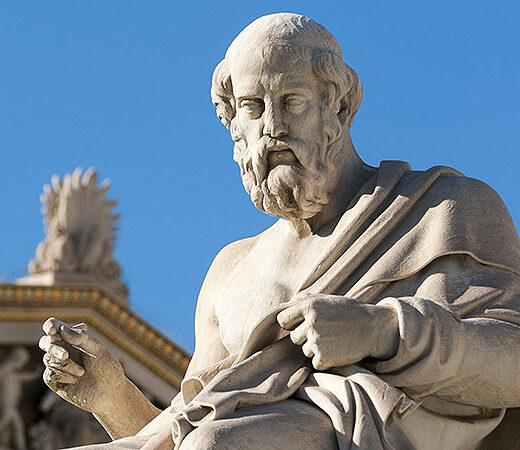 plato-statue-athens-academy