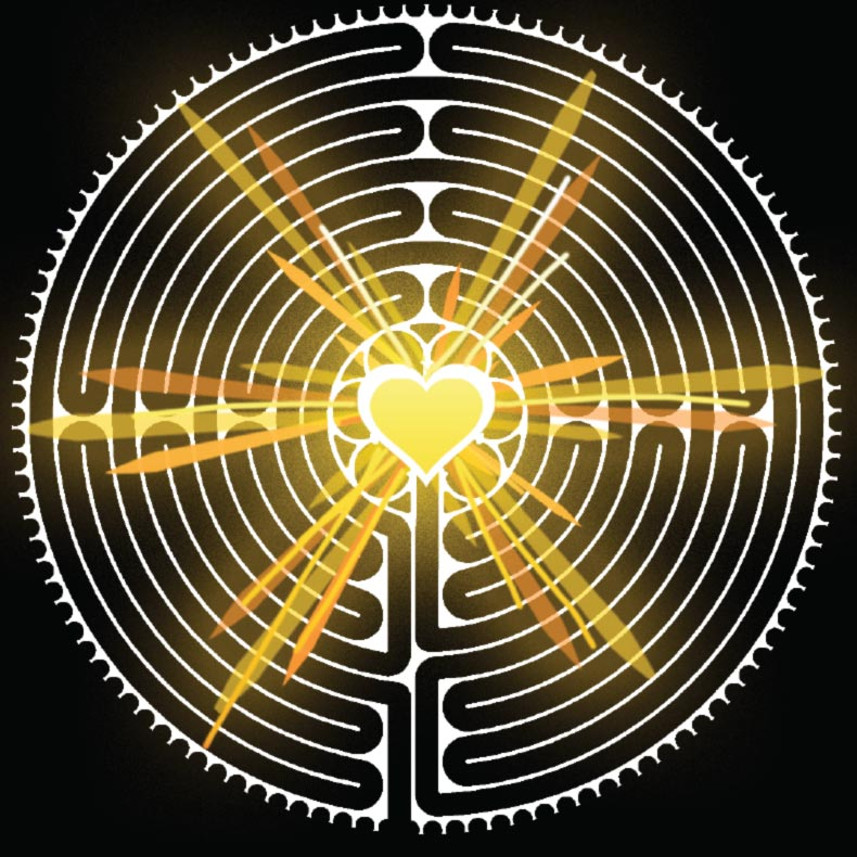 mandala-labyrinth